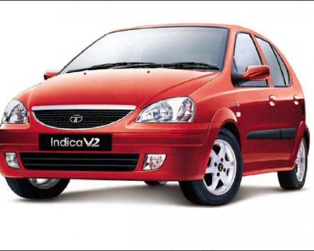 Tata Launches facelifted Indica V2