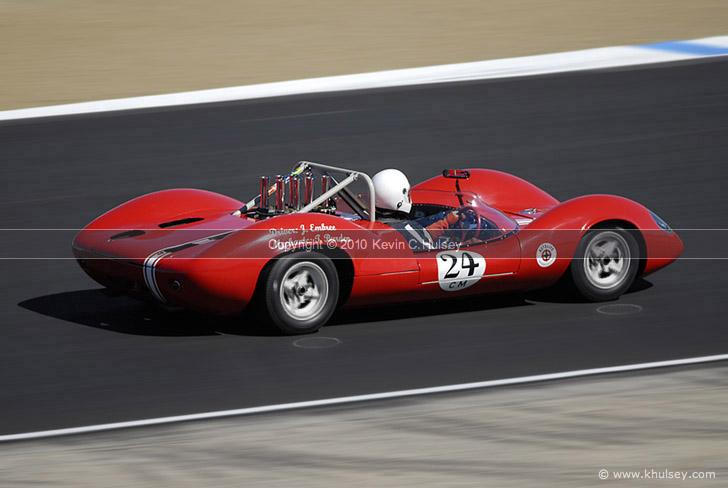 Stock Photos: 1964 Lotus 30 Series 1 Race Car