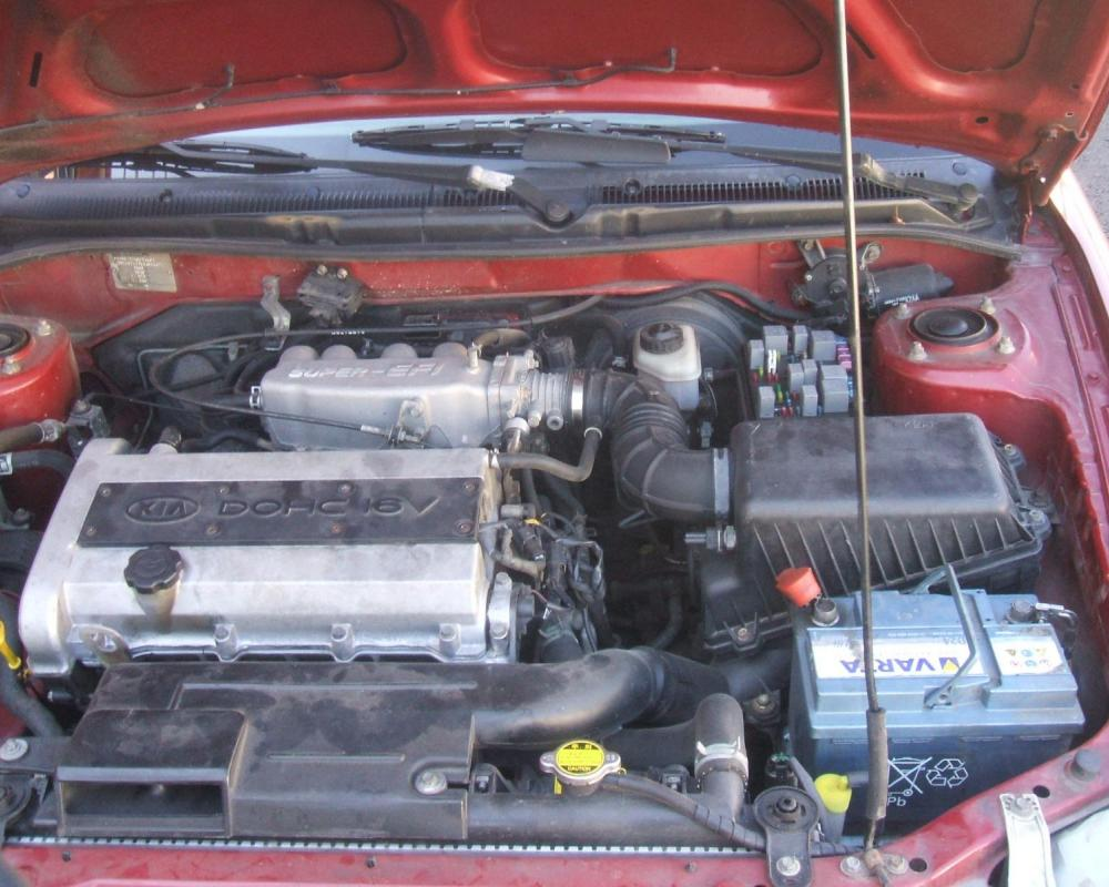 KIA SHUMA starting problems - Kia Forum