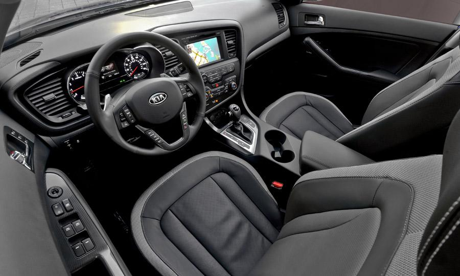 2011 Kia Optima SX, an AW Drivers Log Car Review - Autoweek