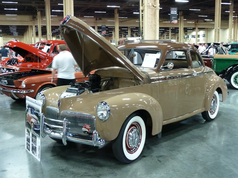Barrett-Jackson Las Vegas 2011 - Auction Report