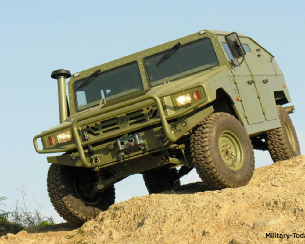 URO VAMTAC Light Utility Vehicle | Military-