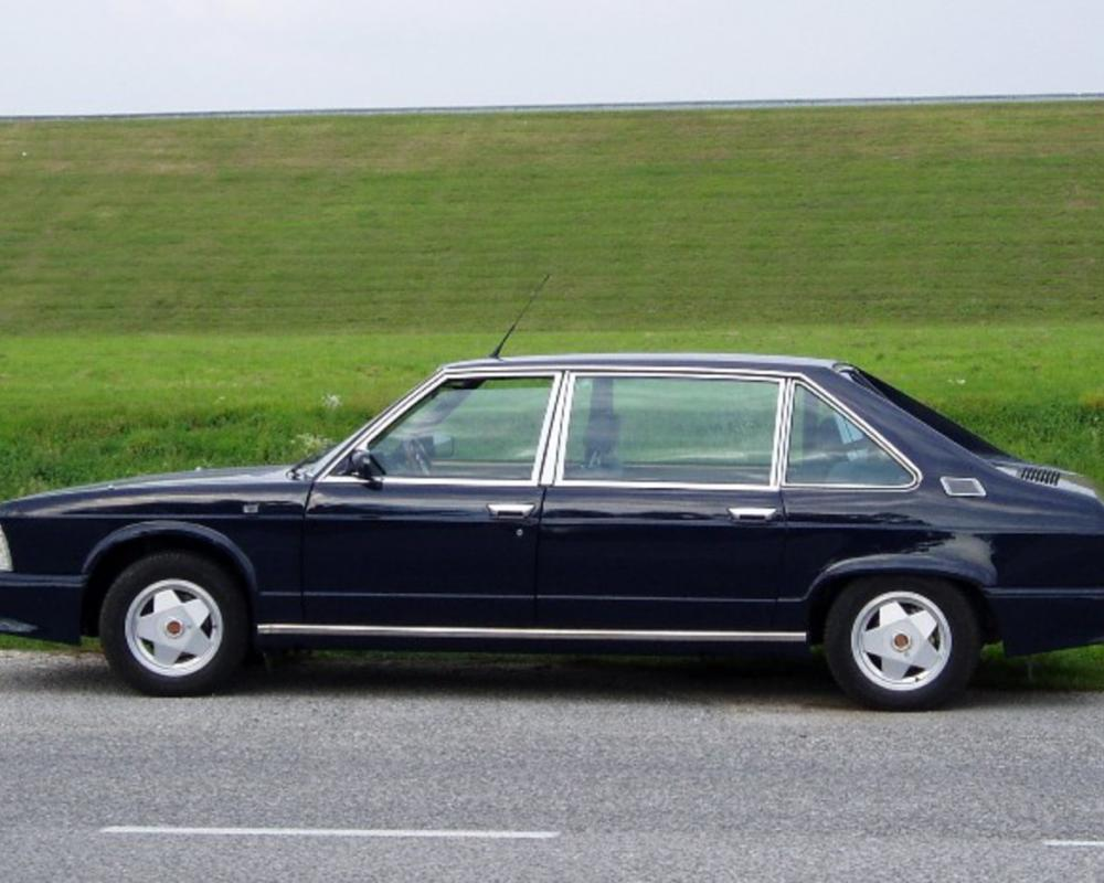 The Ultimate Rear-Engined Sedans: Tatra T613 And T700 | The Truth ...