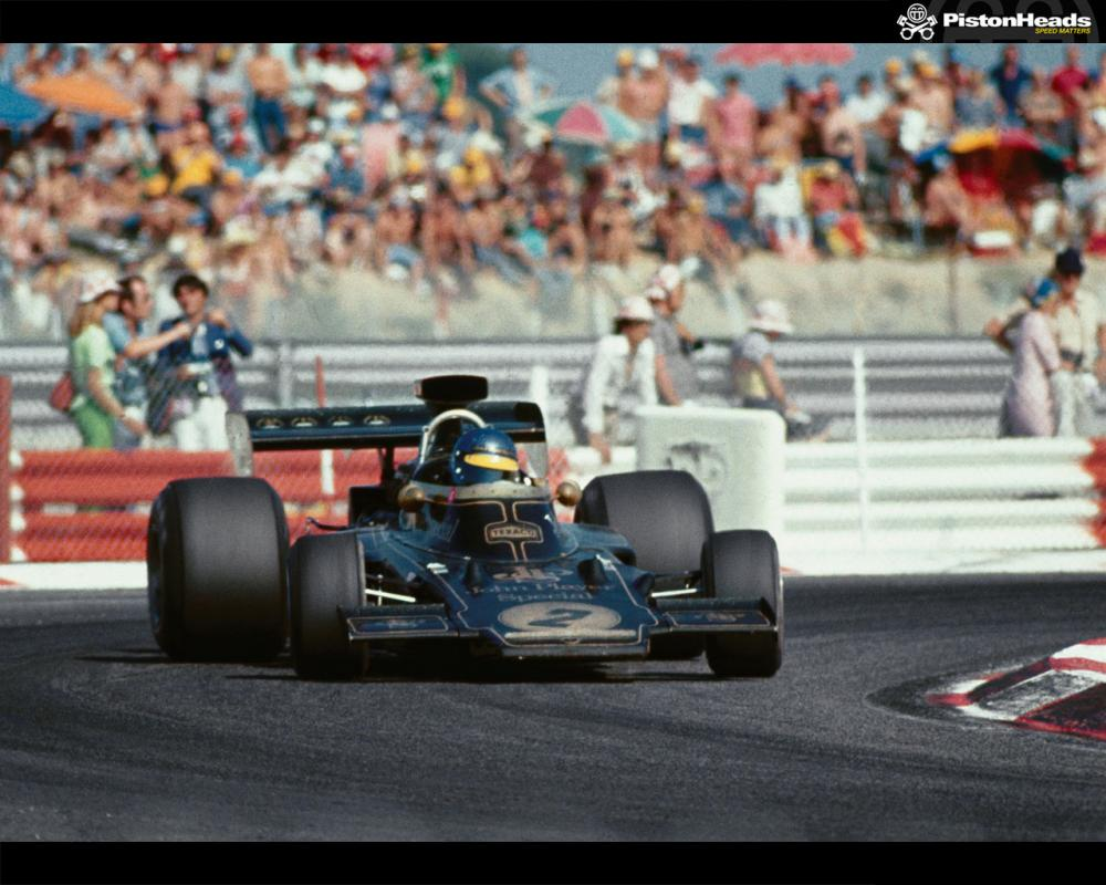 RE: Pic Of The Week: Proper Lotus F1 - PistonHeads