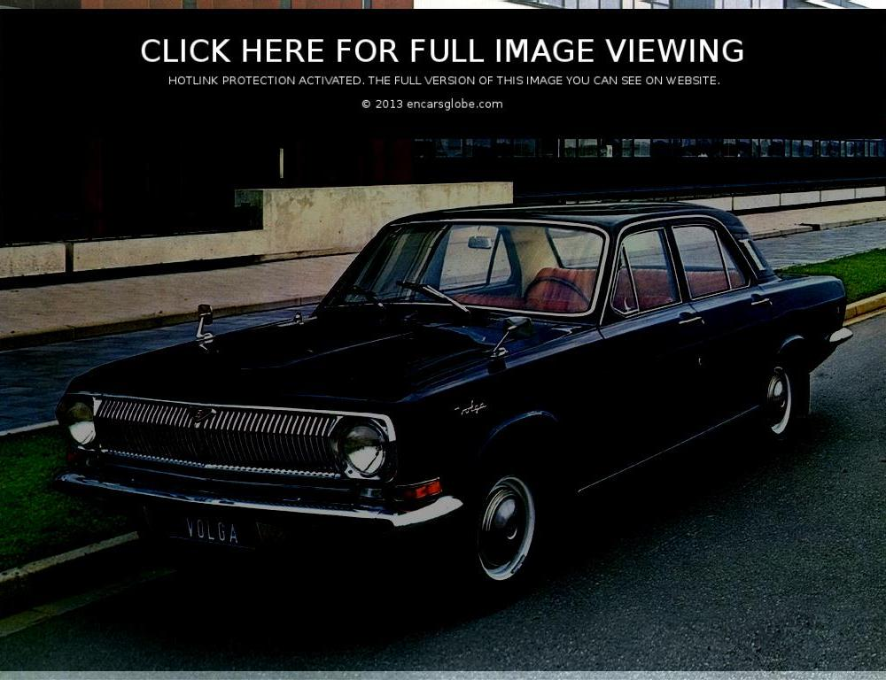 GAZ 24 Volga: Photo gallery, complete information about model ...