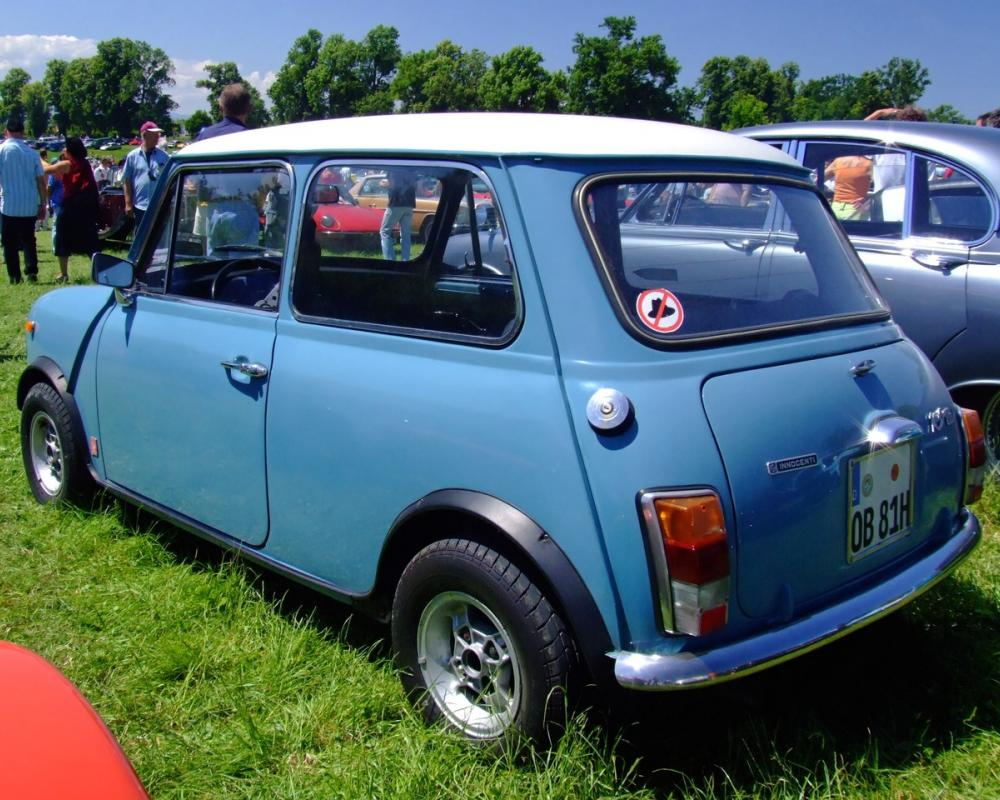 File:Innocenti Mini Cooper 1300 2.jpg - Wikimedia Commons