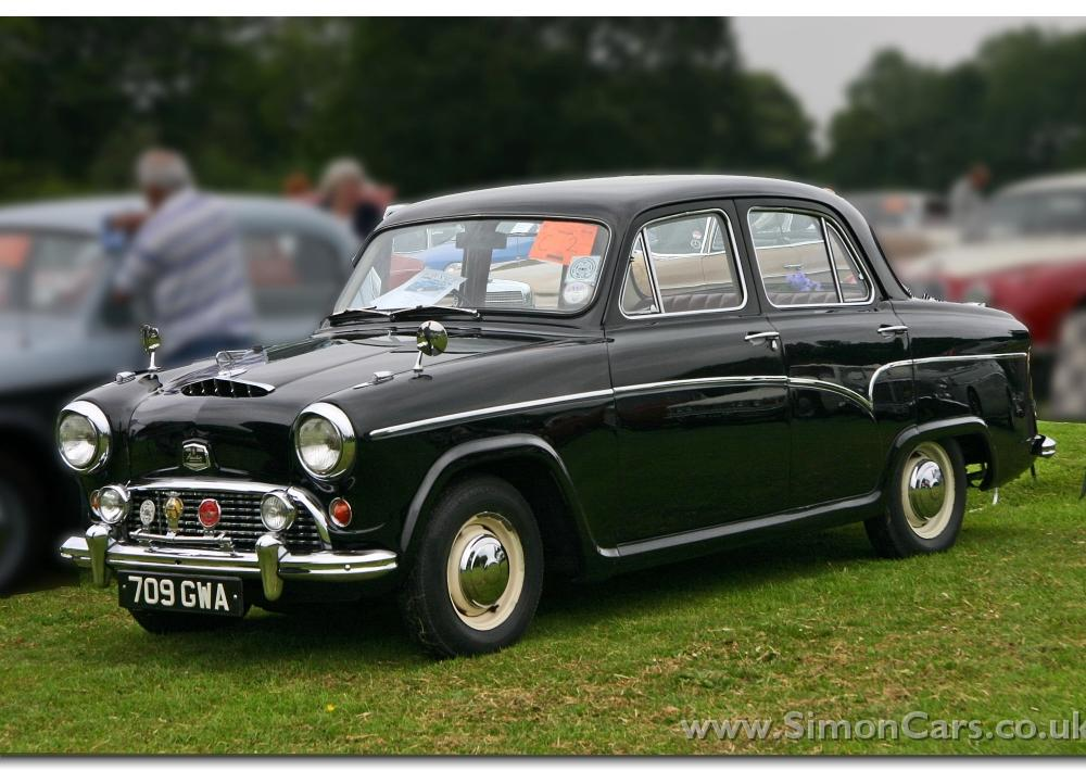 Simon Cars - Austin A55 Cambridge