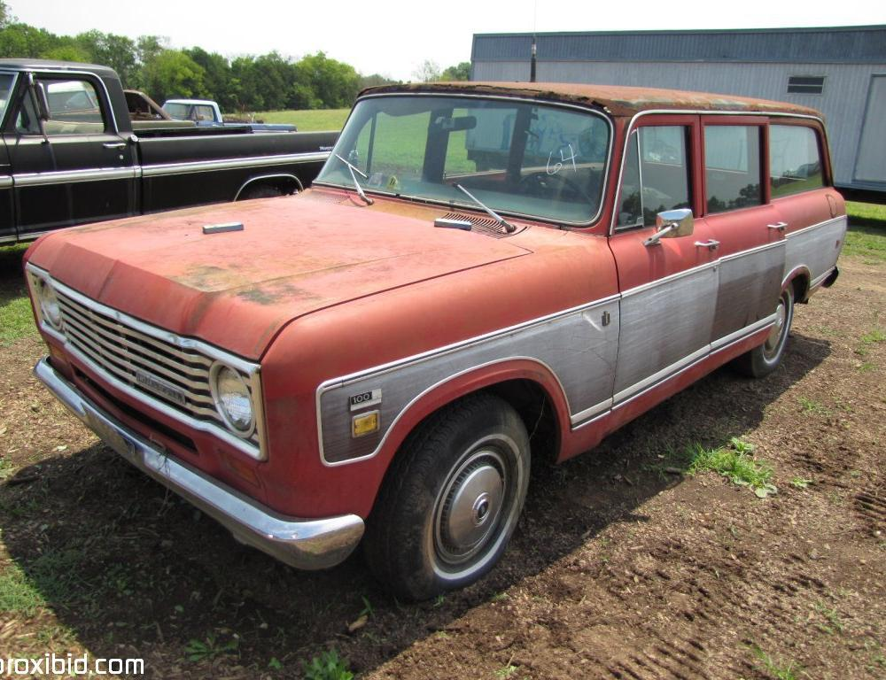 1974 International Travel All Scout, 345 Engine, Auto, 78,000 ...