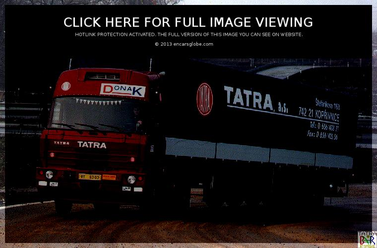 Tatra 815 GTC 6x6: Photo gallery, complete information about model ...