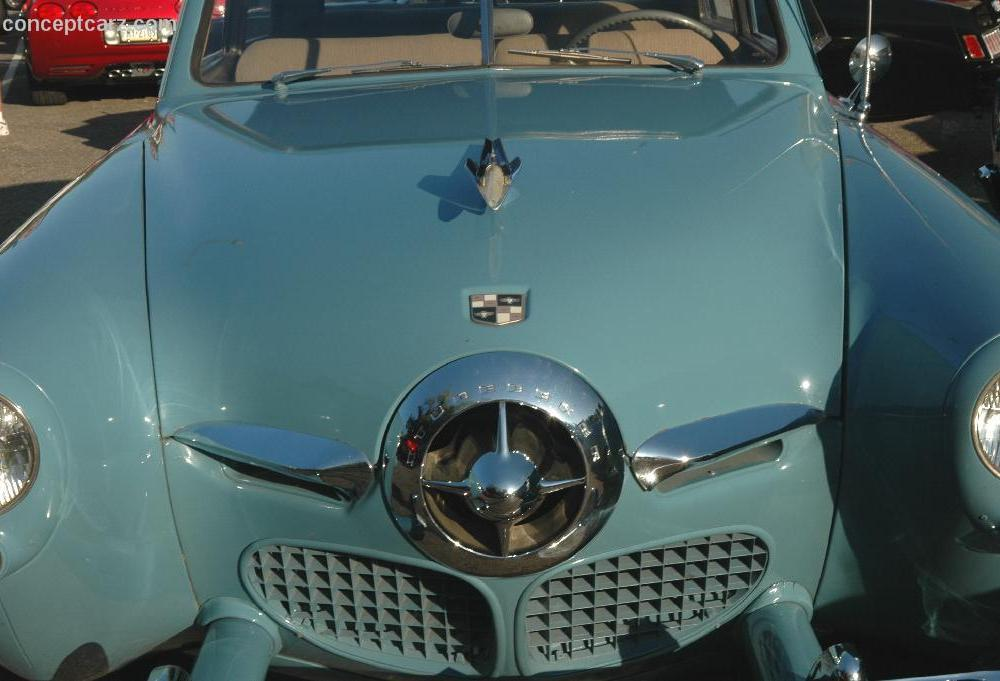 1950 Studebaker Champion Starlight Coupe Images. Photo ...