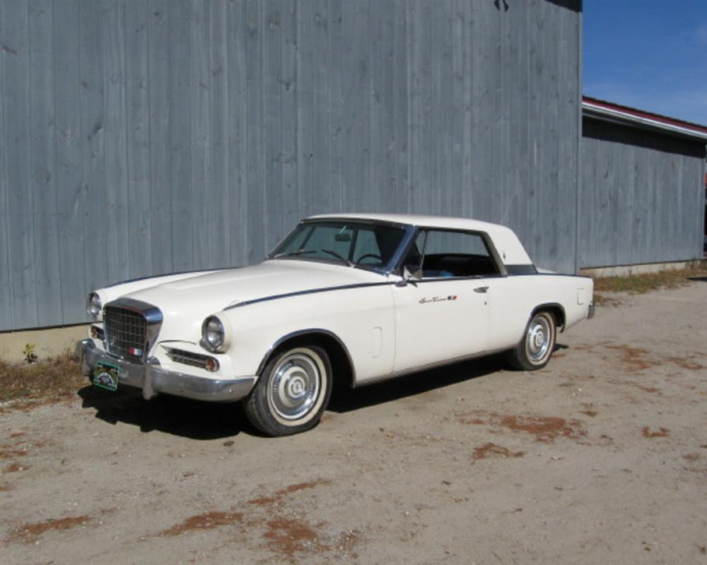 1963 Studebaker GT Hawk 2-door Coupe for sale | Hemmings Motor News