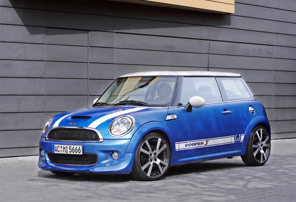 Car Automobile World: mini cooper