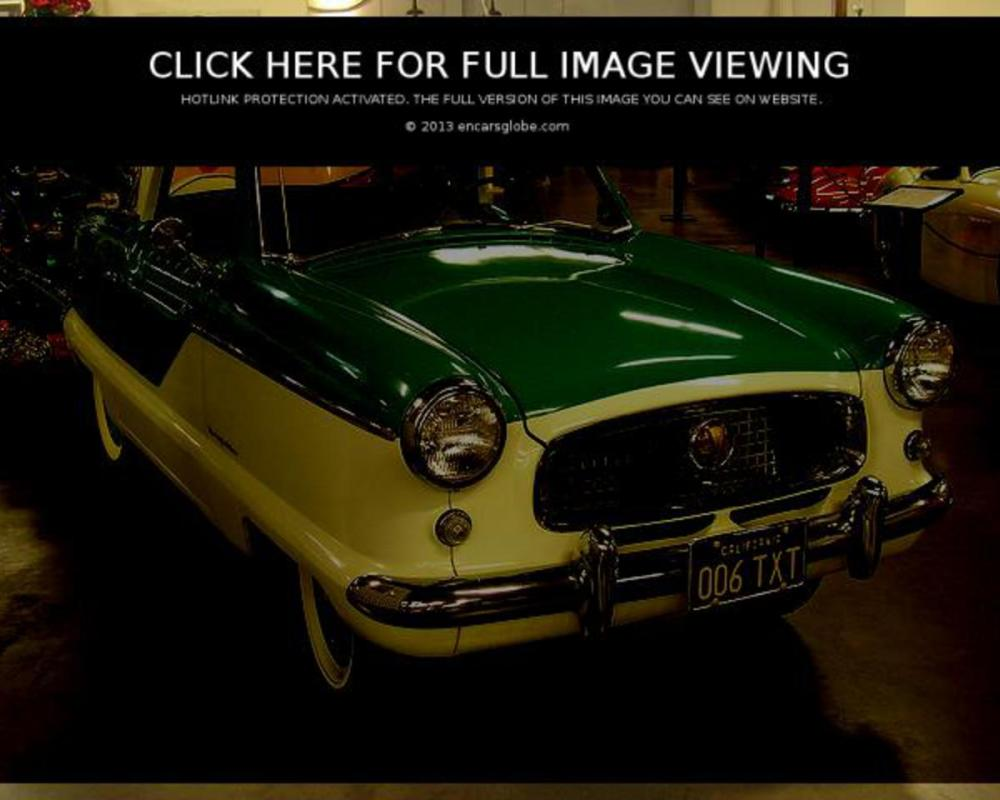 Hudson Metropolitan Coupe Photo Gallery: Photo #02 out of 12 ...