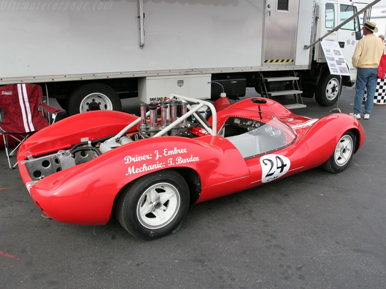 Historic Lotus Register - Monterey 2006 - Ultimate Car Page photos