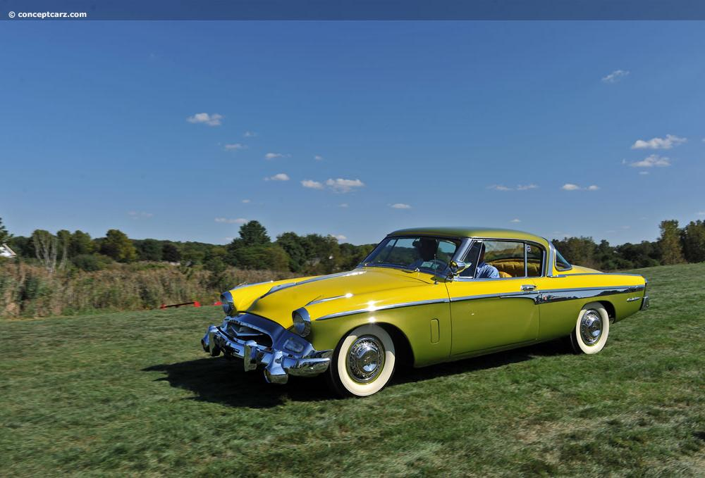 1955 Studebaker President Images, Information and History ...