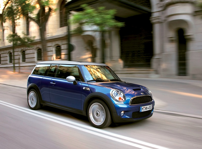 MINI Clubman Hampton Edition Rumored for Geneva Auto Show Launch ...