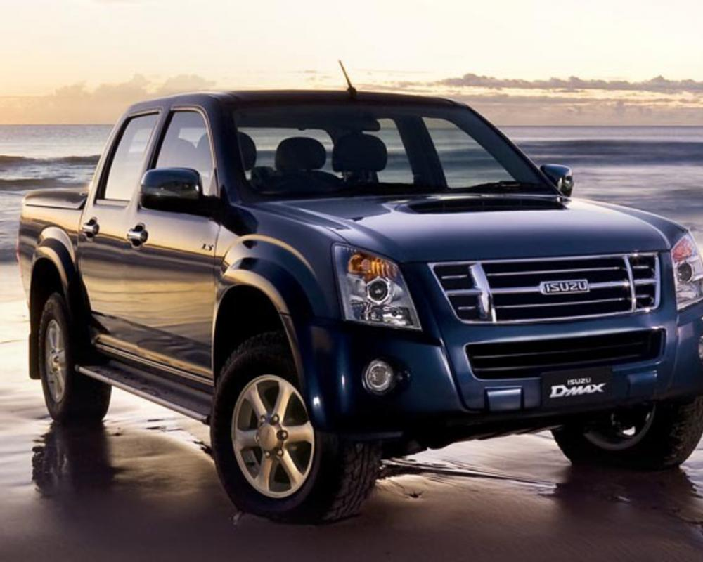 Win Isuzu D-max from this contest | Automobiles - Sample.
