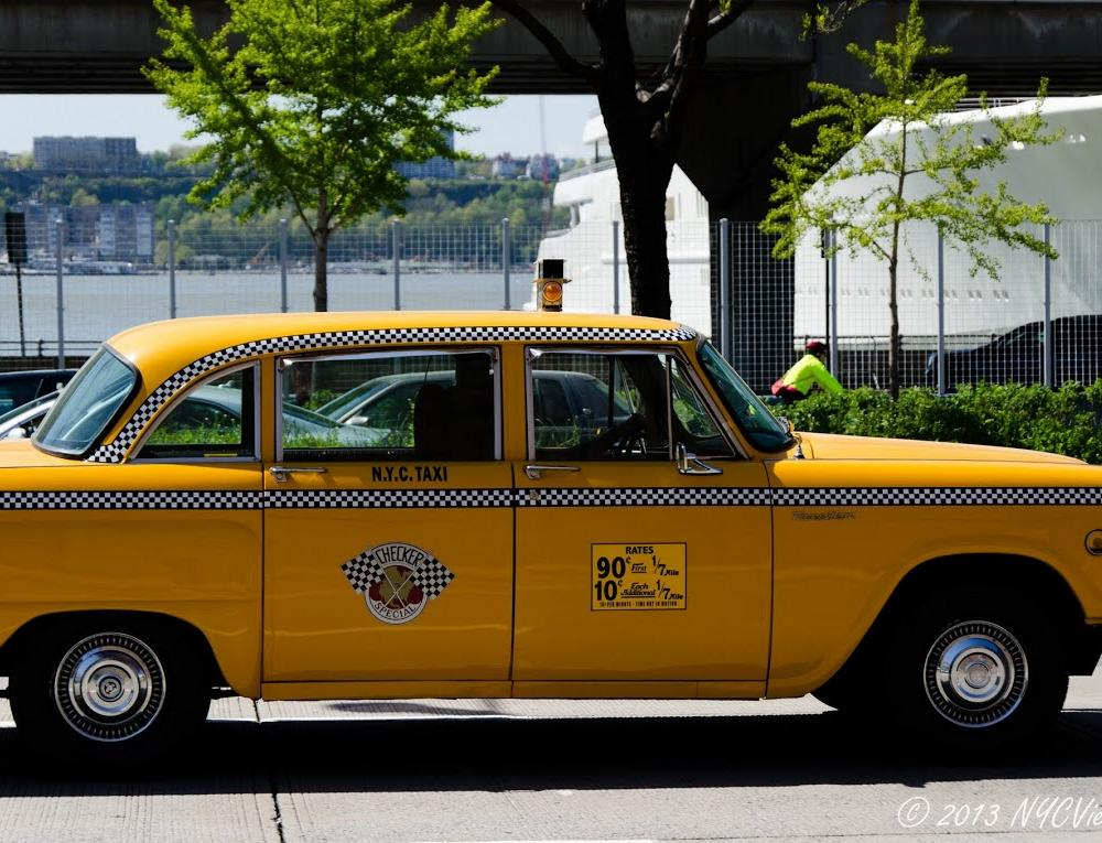 Checker Cab Â« nycviewfinder