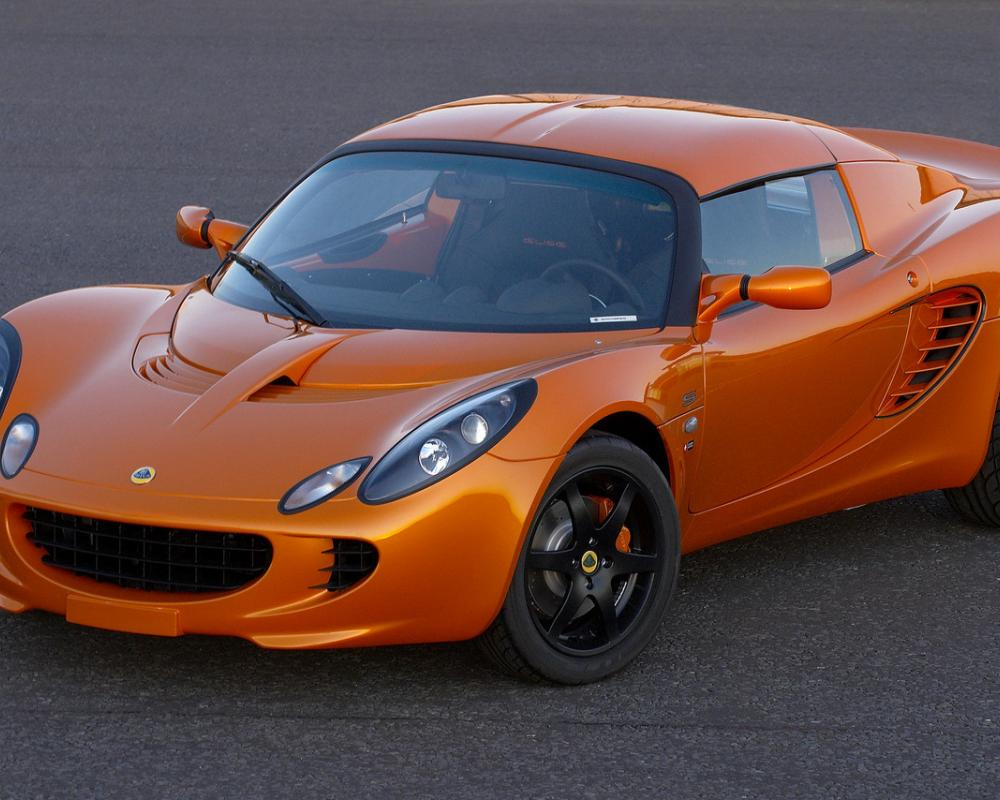 Lotus Elise S 40th Anniversary Limited Edition - Cars