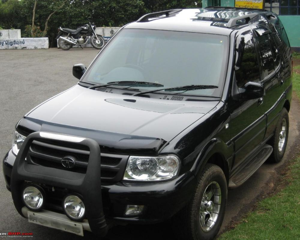 New Cars: Tata Safari Car Pic
