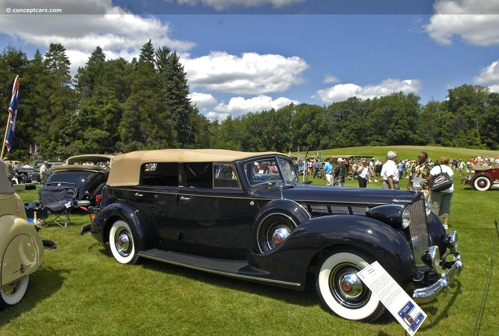 Packard Clipper Super 4dr - CarPatys.