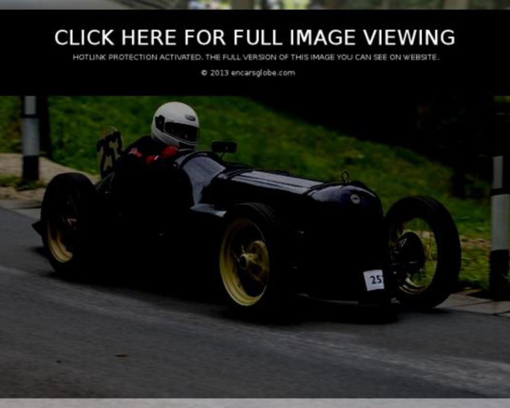 Austin 7 Blau Mouse Special Photo Gallery: Photo #01 out of 9 ...