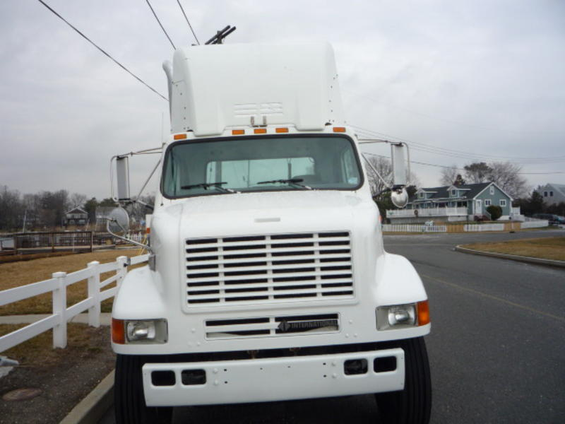 INTERNATIONAL 8100 TANDEM AXLE DAYCAB FOR SALE IN NJ NEW JERSEY ...