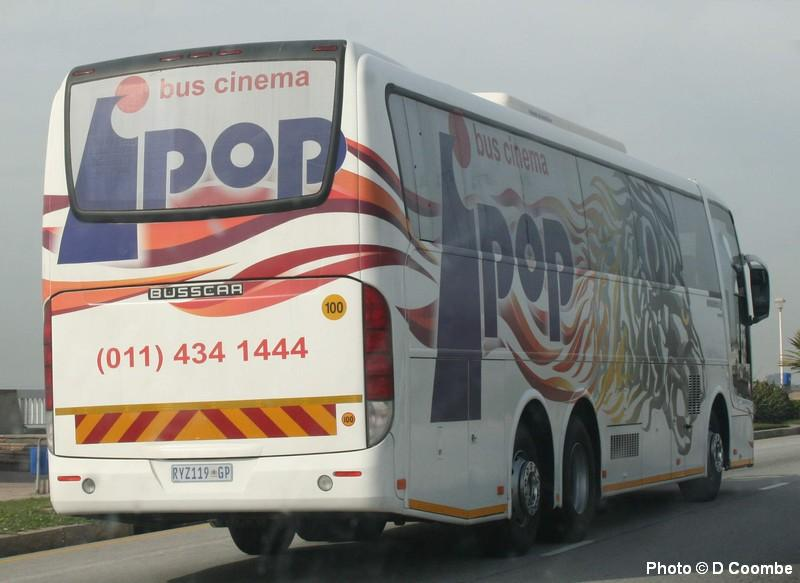 Southern African Buses and Coach Photos - by Body Manufacturer