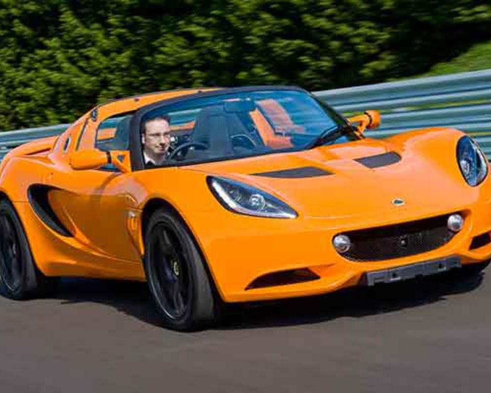 Lotus Elise S driven full road test car review - BBC Top Gear ...