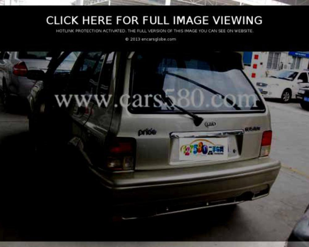 Pin Kia Pride Sedan Best Photos And Information Of Modification on ...