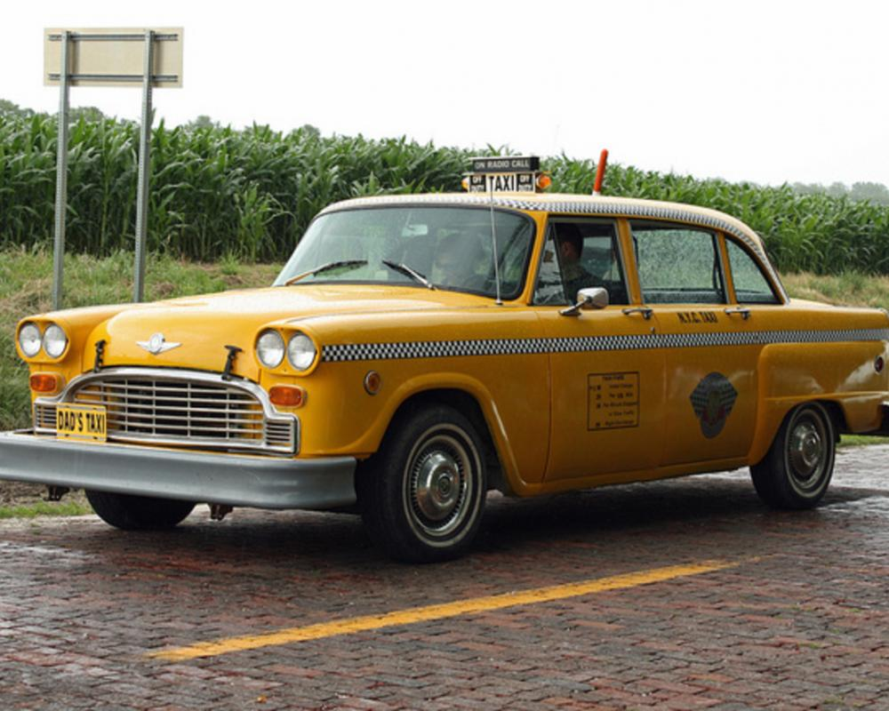1975 Checker A11 Taxi (4 of 8) | Flickr - Photo Sharing!
