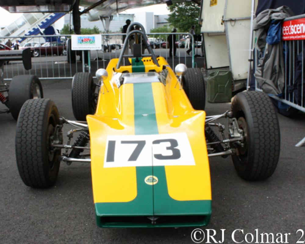 Wedge Evolution – Lotus 61 | Gettin' A Li'l Psycho On Tyres