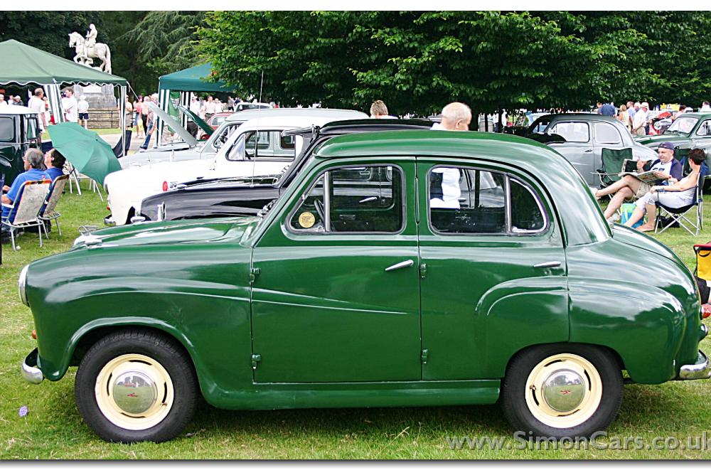 Spotted: Austin A30 Seven