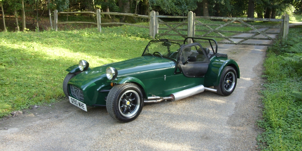 Blue Sky Sports Cars - 1992 Caterham Supersprint -