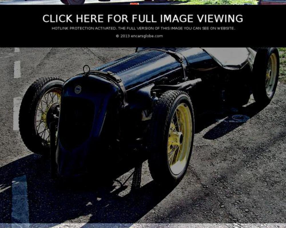 Austin 7 Blau Mouse Special Photo Gallery: Photo #03 out of 9 ...