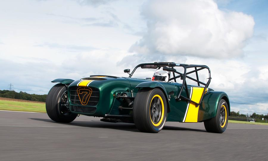 Caterham Superlight R600 debuts for 2013 race series - Autoweek