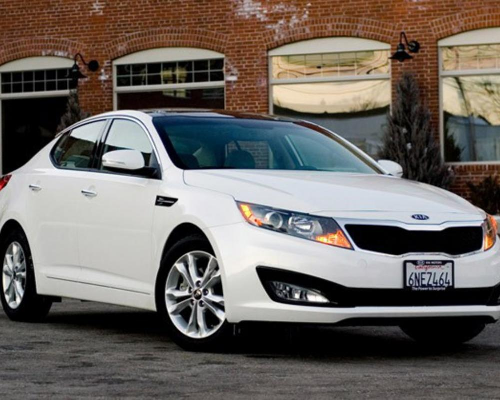 Review: 2011 Kia Optima EX
