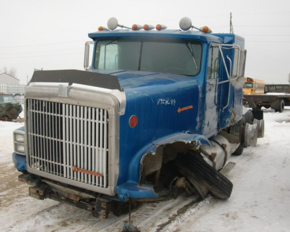 International 9300 SBA