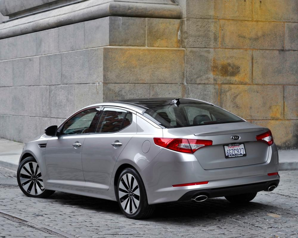 Video of the 2011 Kia Optima at NYIAS | Roadfly.com: Car Reviews ...