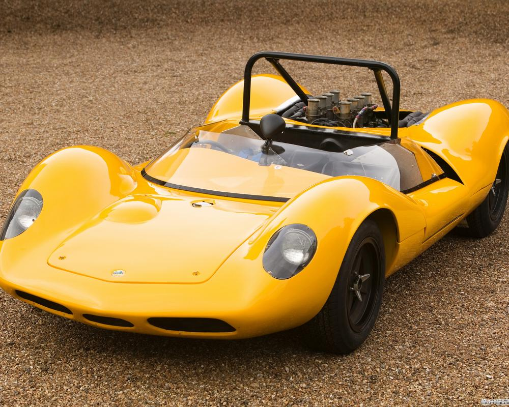 Lotus 30 '1964–65 - Free Wallpapers - #
