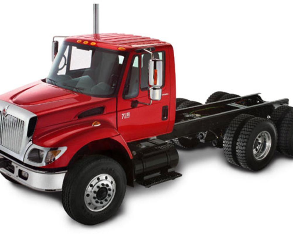 International 7500: Photo gallery, complete information about ...