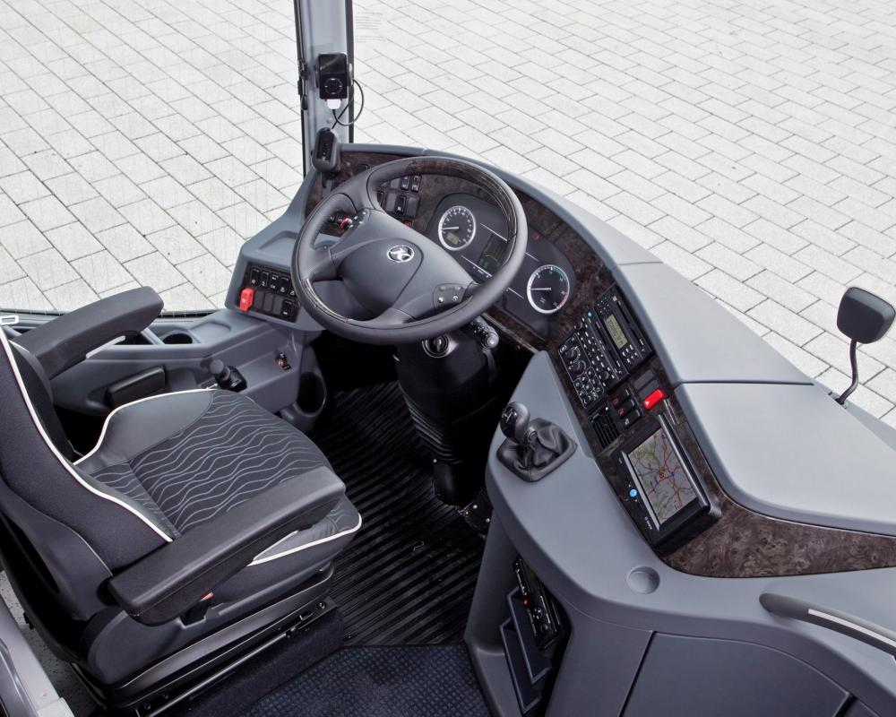"Interior Setra S415 GT-HD ""Final Edition"" '"
