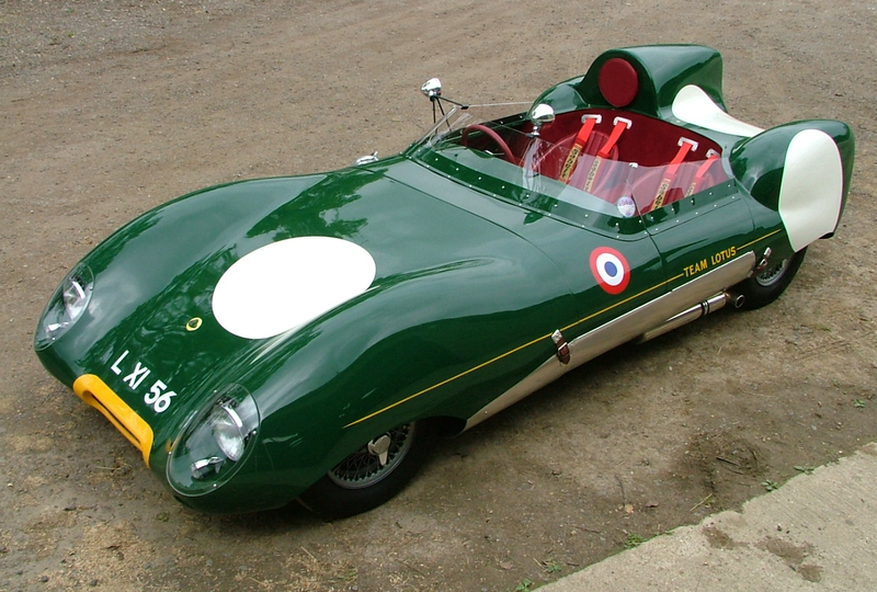 Want a Lotus 11 Replica? Simplify, and Add Fiberglass! | Hooniverse