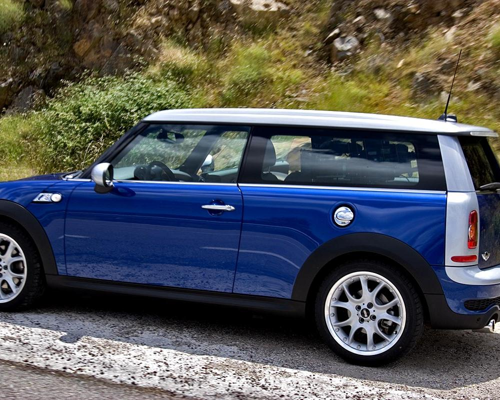 Undisguised MINI Clubman | marcusjdl's blog
