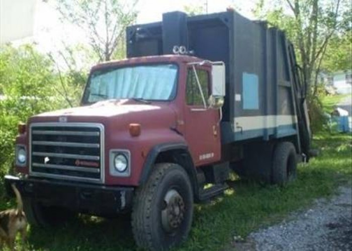 1988 INTERNATIONAL S1900 Garbage Truck REDUCED PRICE for Sale in ...