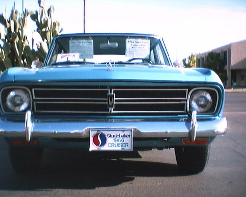 1966 Studebaker Cruiser Images. Photo: 1966.