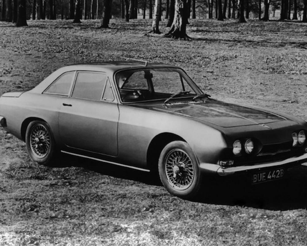 The cars : Reliant Scimitar GTE - AROnline