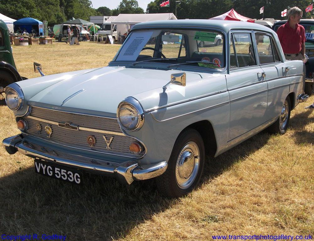 Austin A60 Cambridge VYG 553G | Transport Photo Gallery