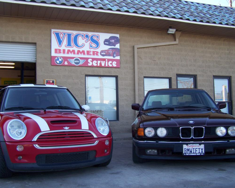AV Mini Cooper Repair | Vic's Bimmer