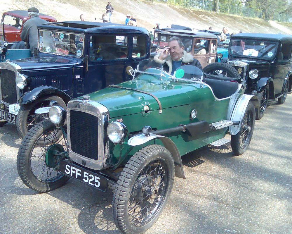 Austin 7 Questions - My Austin 7 Special trials car keeps on ...